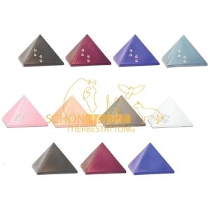 Pyramide Tierurne pyramidenform